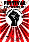 festival affisch 2011 röd