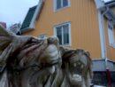 Lejonen och huset