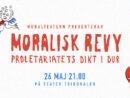 moralisk revy banner sammanfog